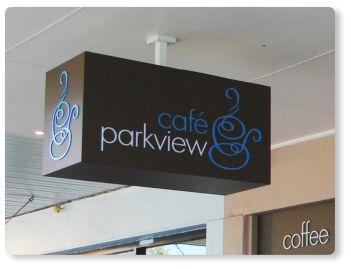 park view light box